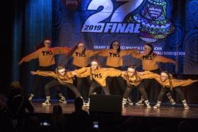 Happy - gala taneczna Studia Tańca Step Art Kliknięcie w obrazek spowoduje wyświetlenie jego powiększenia