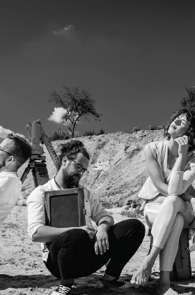 SąStąd - koncert promujący debiut płytowy zespołu pt. GRUNT  Kliknięcie w obrazek spowoduje wyświetlenie jego powiększenia