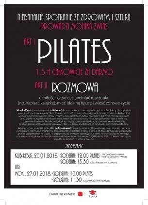 Pilates bezpłatnie Kliknięcie w obrazek spowoduje wyświetlenie jego powiększenia
