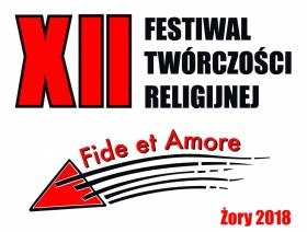Program XII Festiwalu Twórczości Religijnej Fide et Amore Żory 2018 Kliknięcie w obrazek spowoduje wyświetlenie jego powiększenia