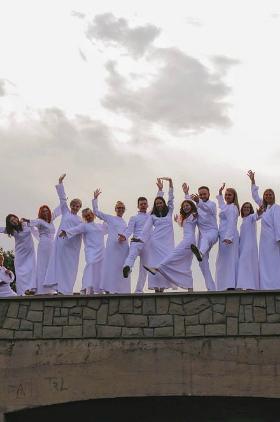 Koncert chóru Gospel God's Property Kliknięcie w obrazek spowoduje wyświetlenie jego powiększenia
