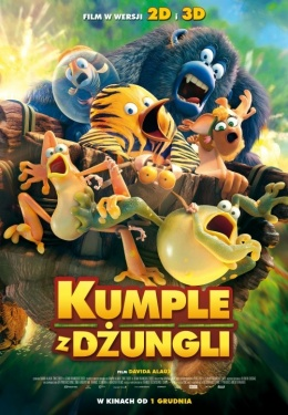 Kumple z dżungli (2017)